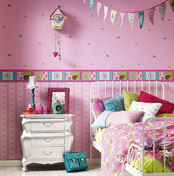 Jette Joop Tapeten V?gel : Party Decorations Wall Covering